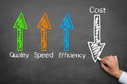 Phần mềm ERP giúp giảm thiểu chi phí hoạt động