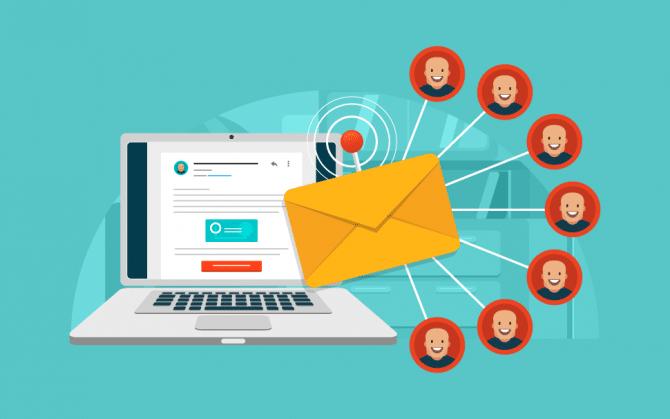 Chăm sóc khách hàng tự động qua Email Marketing
