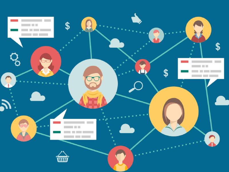 Truyền thông nội bộ thông qua mạng xã hội nội bộ