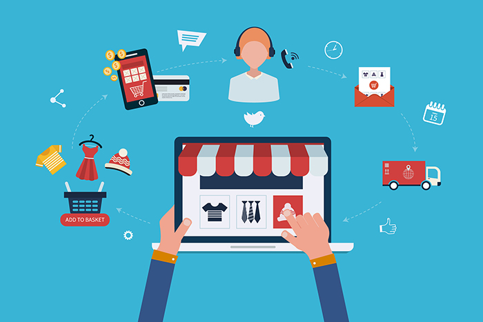 Bán hàng đa kênh giúp quảng bá sản phẩm rộng rãi