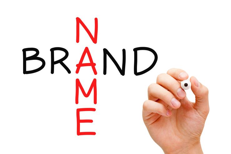 Xây dựng thương hiệu bằng cách chọn tên thương hiệu hấp dẫn